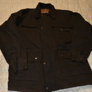 Outback Trail By Fox Fire Men's Coat Size Small